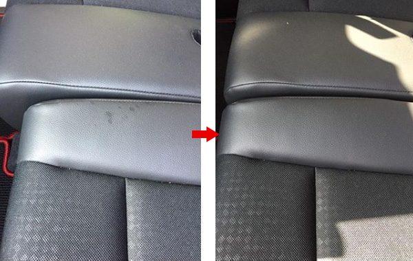 ホンダ N-BOX シート 染み 汚れ クリーニング 補修 修理